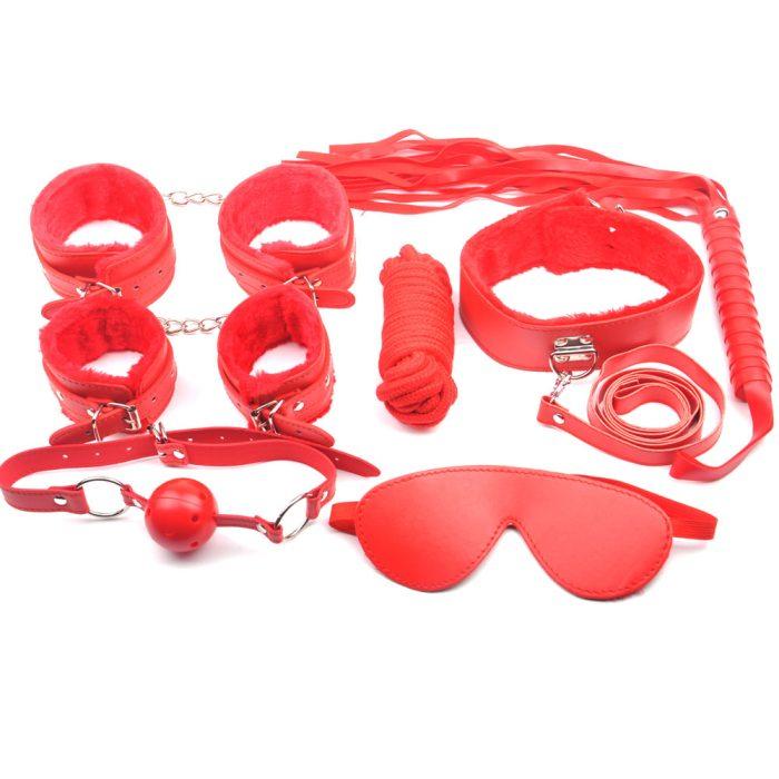 7 Piece Red SM Kit