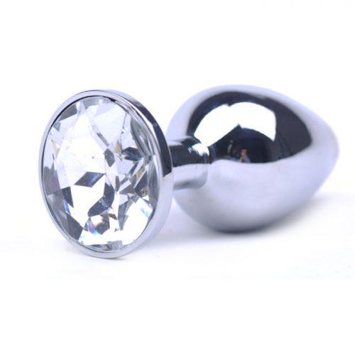 Diamond Precious Jewel Butt Plug