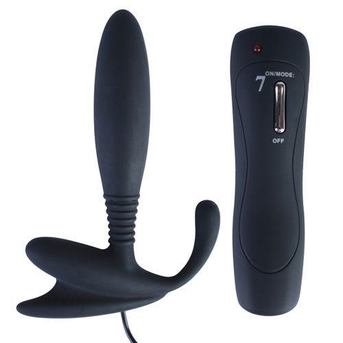 Silicone Anal Vibrator