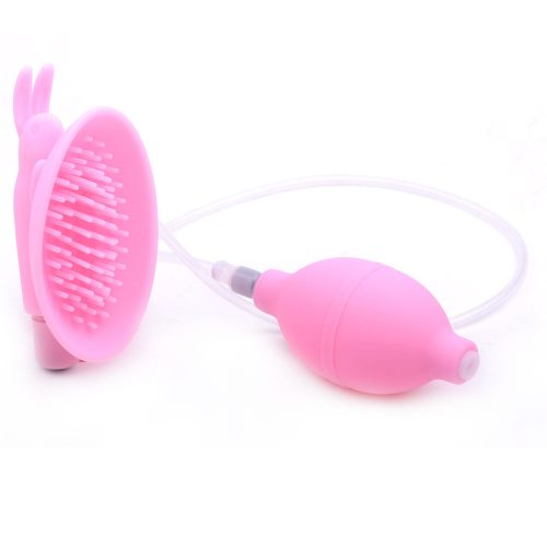 Naughty Rabbit Vibrating Pussy Pump