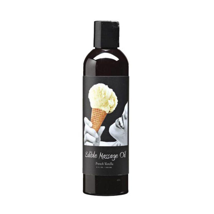 Vanilla Edible Massage Oil