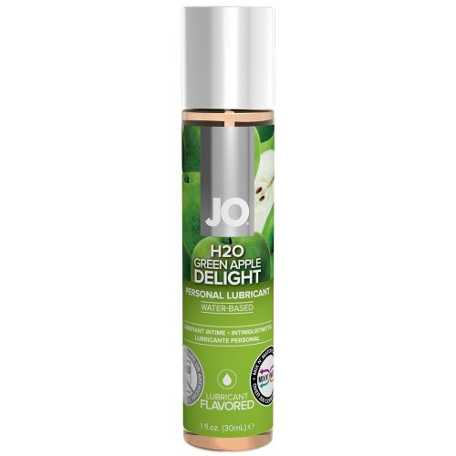 H2O Green Apple Delight Flavored Lubricant