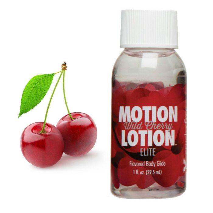Wild Cherry Motion Lotion Elite