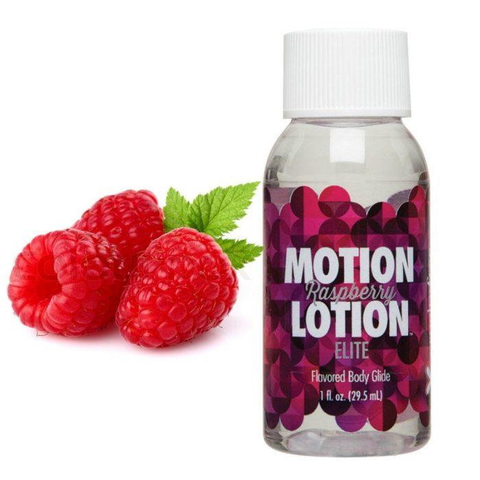 Raspberry Motion Lotion Elite