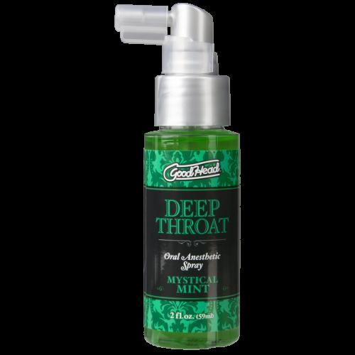 GoodHead - Deep Throat Spray - Mystical Mint