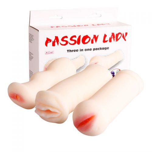 Male Masturbator Set