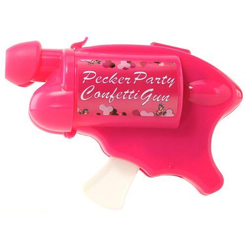 Pecker Party Confetti Gun