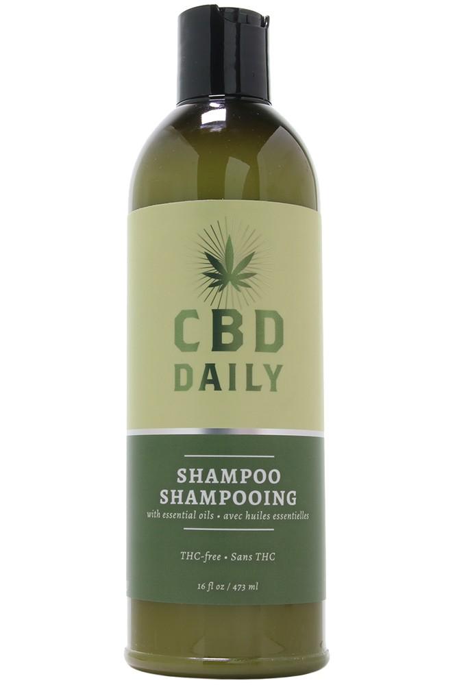 Earthly Body CBD Daily Shampoo